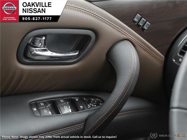 2019 Nissan Armada Platinum (Stk: AR19000) in Oakville - Image 16 of 23
