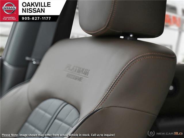 2019 Nissan Armada Platinum (Stk: AR19000) in Oakville - Image 20 of 23