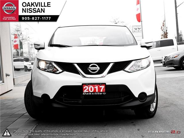 2017 Nissan Qashqai S (Stk: N171044A) in Oakville - Image 2 of 21