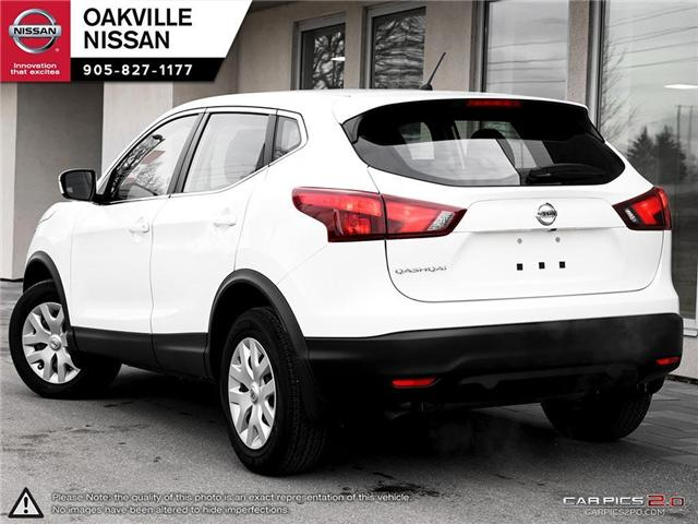 2017 Nissan Qashqai S (Stk: N171044A) in Oakville - Image 4 of 21