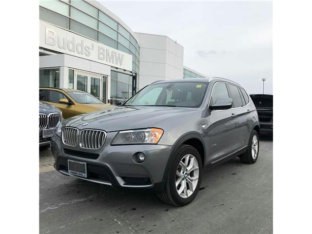 2013 BMW X3 xDrive28i (Stk: T032465B) in Oakville - Image 1 of 5