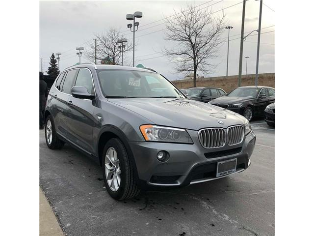 2013 BMW X3 xDrive28i (Stk: T032465B) in Oakville - Image 2 of 5