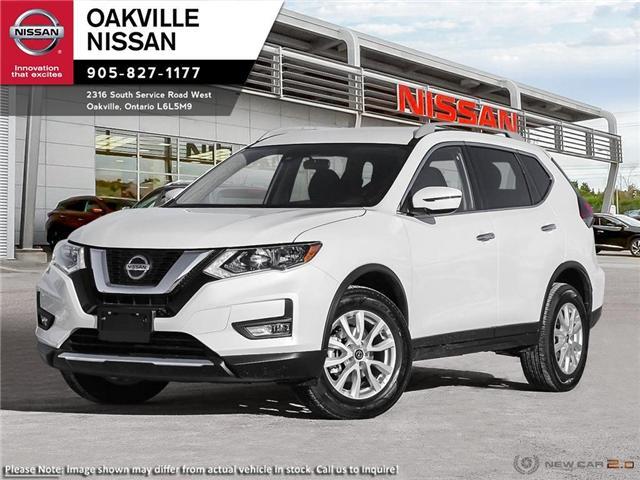 2019 Nissan Rogue SV (Stk: N19039) in Oakville - Image 1 of 22