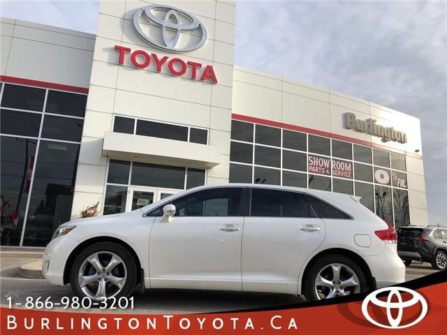 2015 Toyota Venza Base V6 (Stk: U10530) in Burlington - Image 1 of 20