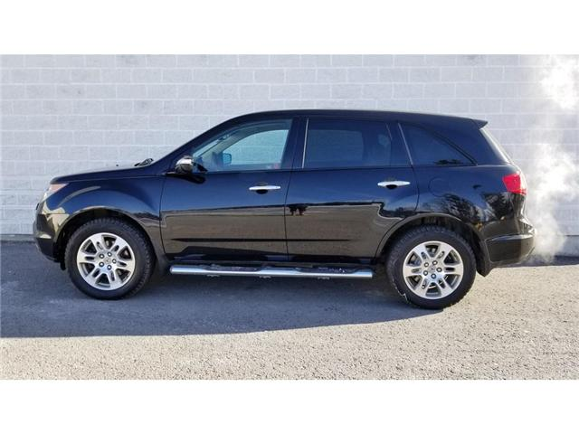 2009 Acura MDX Technology Package (Stk: 18P125A) in Kingston - Image 1 of 30
