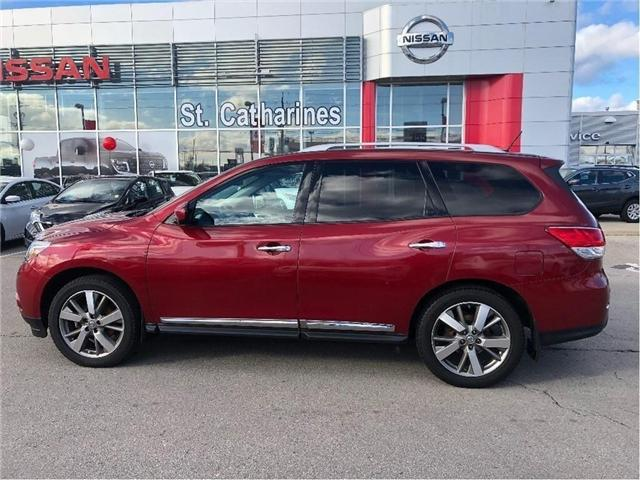 2014 Nissan Pathfinder Platinum (Stk: PF18051A) in St. Catharines - Image 2 of 24
