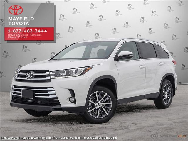 2019 Toyota Highlander XLE AWD SE Package (Stk: 190672) in Edmonton - Image 1 of 24