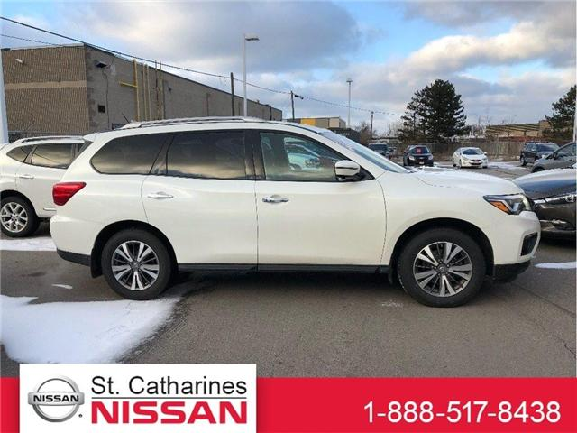 2017 Nissan Pathfinder  (Stk: P-2182) in St. Catharines - Image 1 of 5