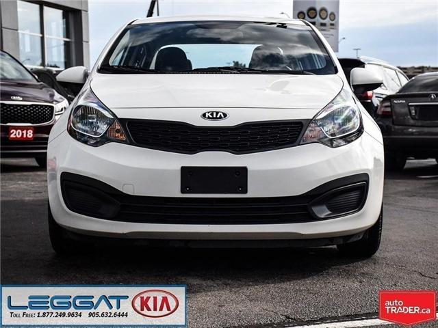 2015 Kia Rio LX (Stk: 2260) in Burlington - Image 2 of 19
