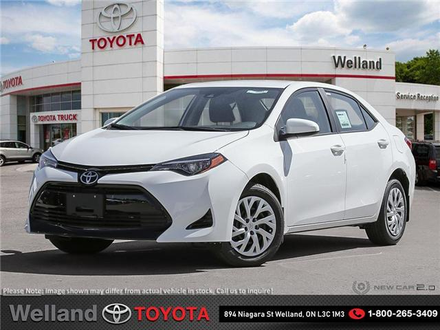 2019 Toyota Corolla LE (Stk: COR6345) in Welland - Image 1 of 23