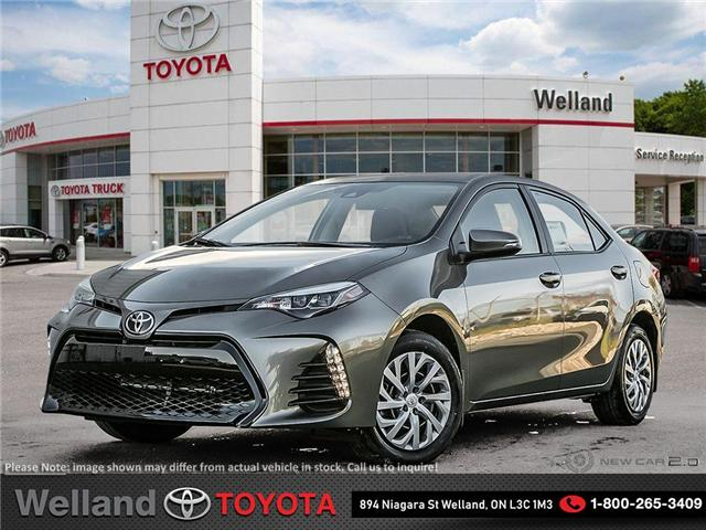 2019 Toyota Corolla SE (Stk: COR6344) in Welland - Image 1 of 22