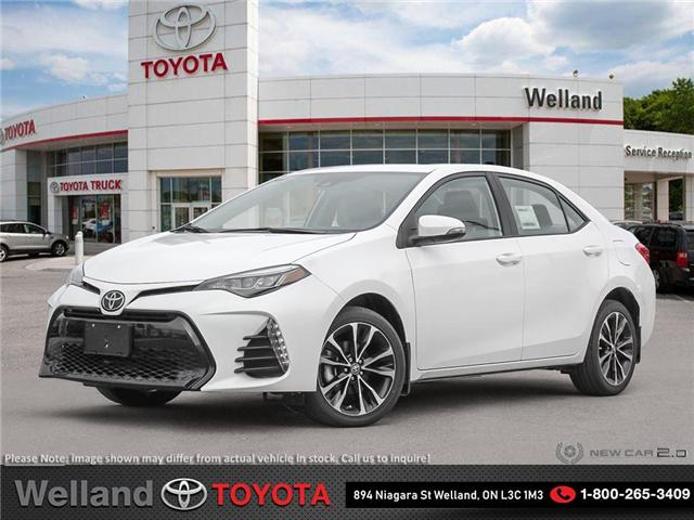2019 Toyota Corolla XSE Package (Stk: COR6343) in Welland - Image 1 of 24