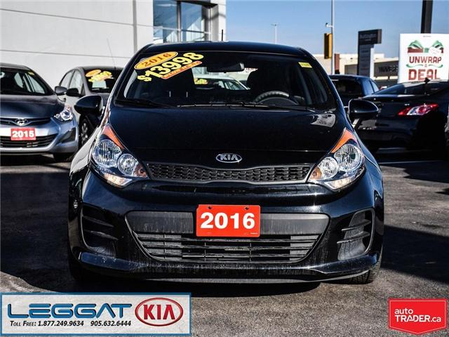 2016 Kia Rio LX+ (Stk: 2312) in Burlington - Image 2 of 25