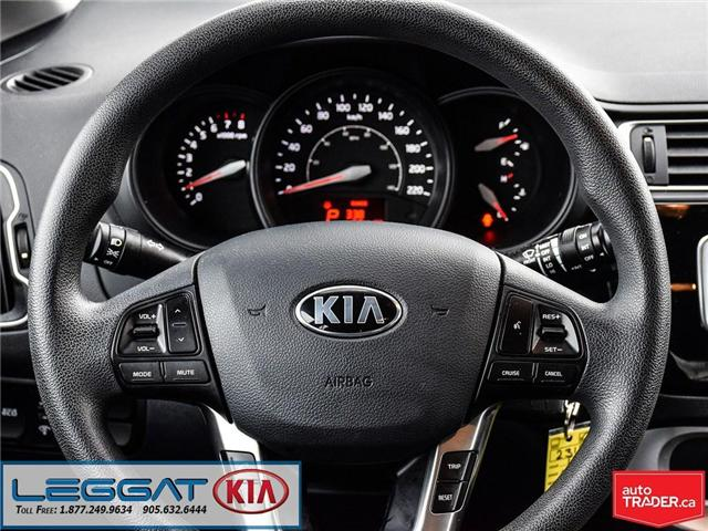 2016 Kia Rio LX+ (Stk: 2312) in Burlington - Image 9 of 25