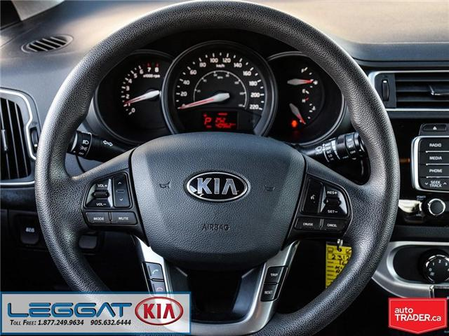 2016 Kia Rio LX+ (Stk: 2312) in Burlington - Image 20 of 25