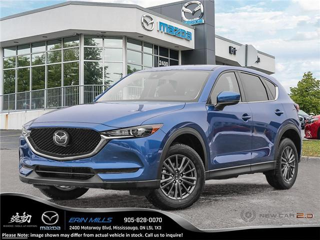 2019 Mazda CX-5 GS (Stk: 19-0101) in Mississauga - Image 1 of 24