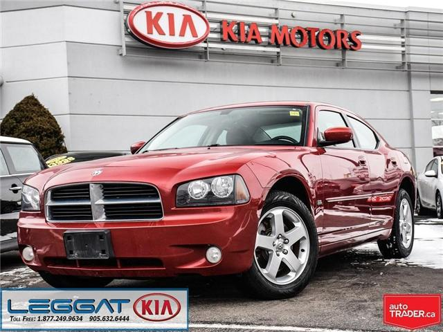2010 Dodge Charger SXT (Stk: W0087A) in Burlington - Image 1 of 18