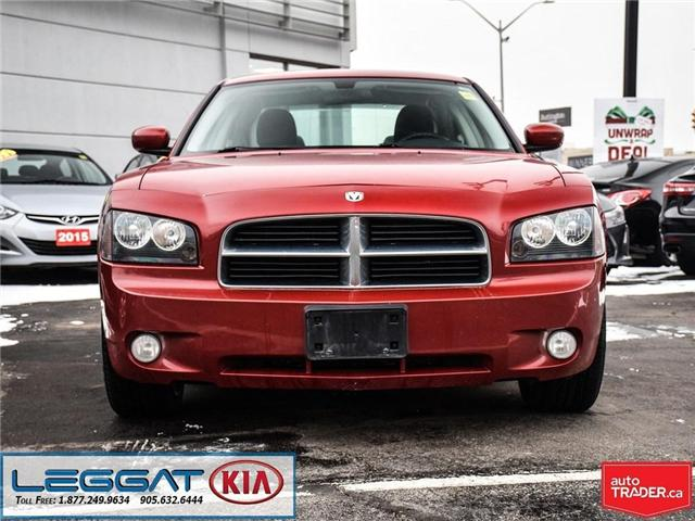 2010 Dodge Charger SXT (Stk: W0087A) in Burlington - Image 2 of 18