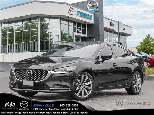 2018 Mazda 6 Signature (Stk: 24698) in Mississauga - Image 1 of 24