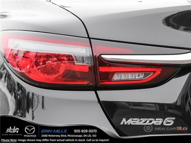 2018 Mazda 6 Signature (Stk: 24698) in Mississauga - Image 11 of 24