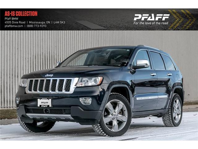2011 Jeep Grand Cherokee Overland (Stk: 21842A) in Mississauga - Image 1 of 21