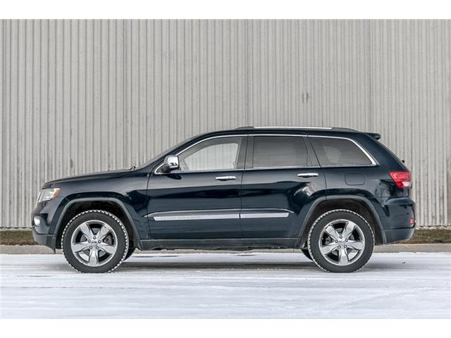 2011 Jeep Grand Cherokee Overland (Stk: 21842A) in Mississauga - Image 2 of 21