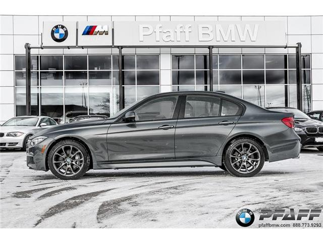 2016 BMW 328i xDrive (Stk: U5235) in Mississauga - Image 2 of 21