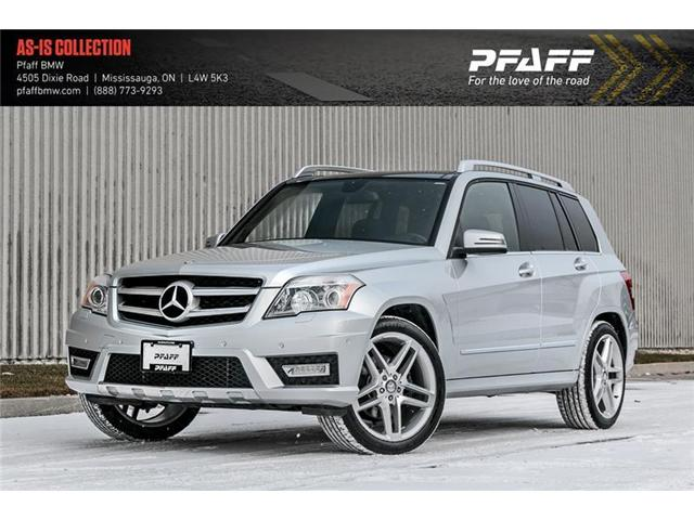 2012 Mercedes-Benz Glk-Class Base (Stk: U5237) in Mississauga - Image 1 of 21