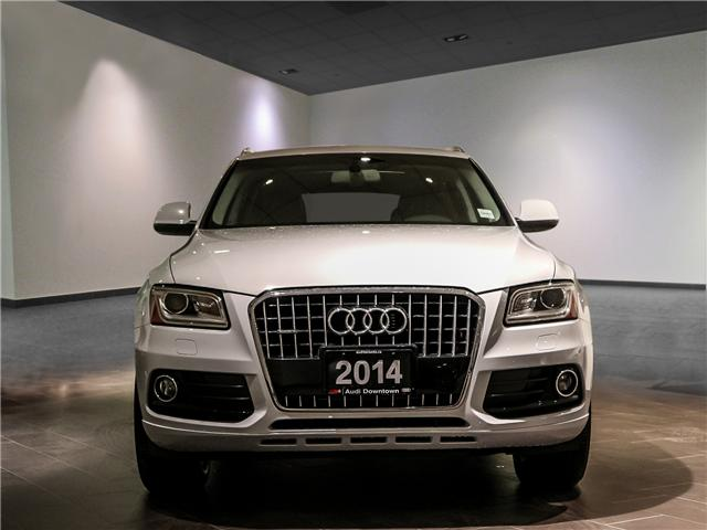 2014 Audi Q5 3.0 Progressiv (Stk: P2847) in Toronto - Image 2 of 29