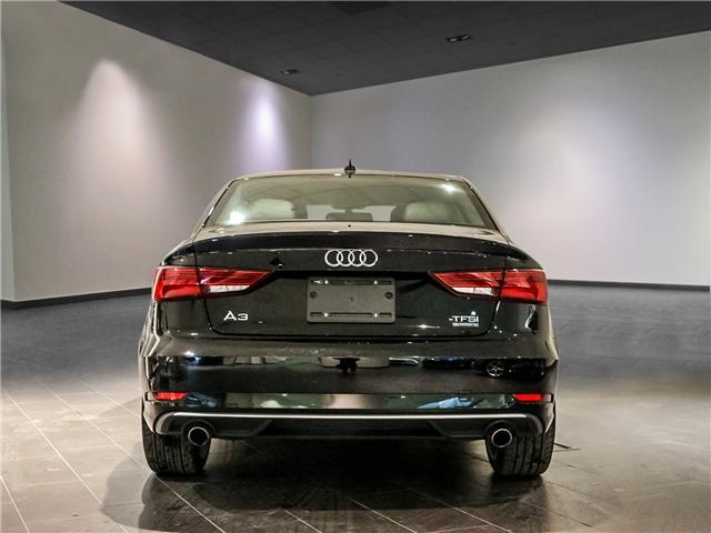 2018 Audi A3 2.0T Komfort (Stk: P3007) in Toronto - Image 6 of 27