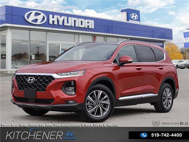 2019 Hyundai Santa Fe Luxury (Stk: 58575) in Kitchener - Image 1 of 23