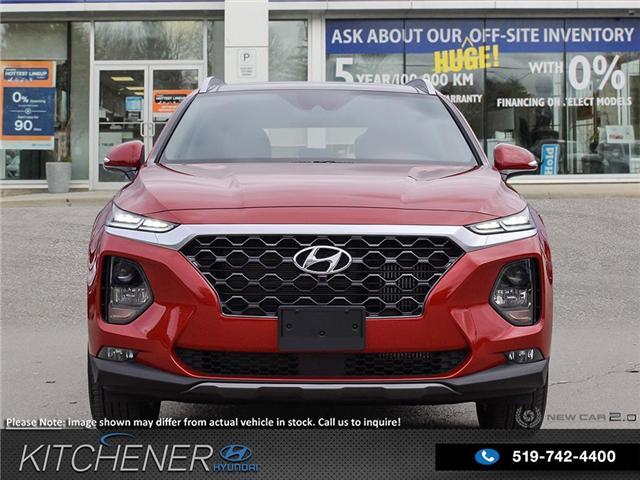 2019 Hyundai Santa Fe Luxury (Stk: 58575) in Kitchener - Image 2 of 23