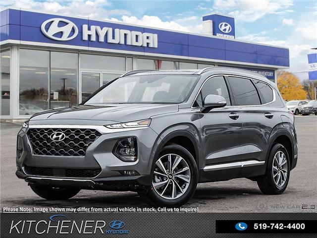 2019 Hyundai Santa Fe Luxury (Stk: 58614) in Kitchener - Image 1 of 23