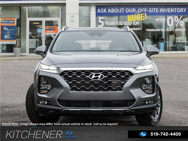 2019 Hyundai Santa Fe Luxury (Stk: 58614) in Kitchener - Image 2 of 23
