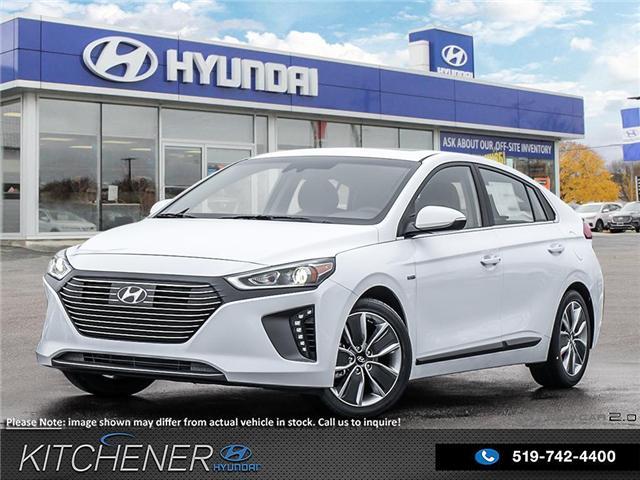 2019 Hyundai Ioniq Hybrid Ultimate (Stk: 58583) in Kitchener - Image 1 of 23