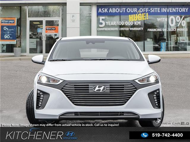 2019 Hyundai Ioniq Hybrid Ultimate (Stk: 58583) in Kitchener - Image 2 of 23