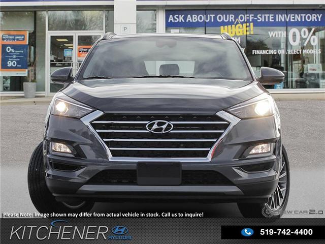 2019 Hyundai Tucson Luxury (Stk: 58592) in Kitchener - Image 2 of 23