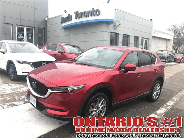 2019 Mazda CX-5 GT TURBO AWD (Stk: DEMO81194) in Toronto - Image 1 of 20