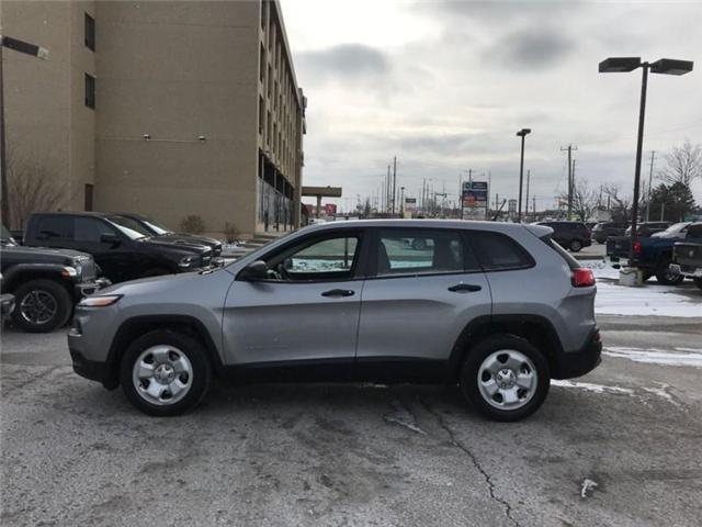 2015 Jeep Cherokee Sport (Stk: 23851P) in Newmarket - Image 2 of 20