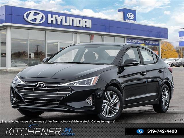 2019 Hyundai Elantra Preferred (Stk: 58378) in Kitchener - Image 1 of 23