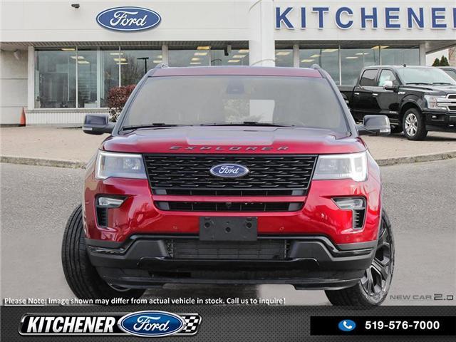 2019 Ford Explorer Sport (Stk: 9P0690) in Kitchener - Image 2 of 23