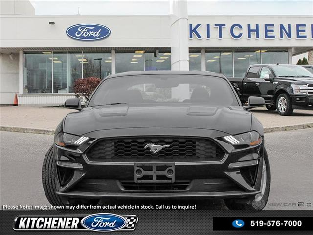 2019 Ford Mustang EcoBoost (Stk: 9M0010) in Kitchener - Image 2 of 23