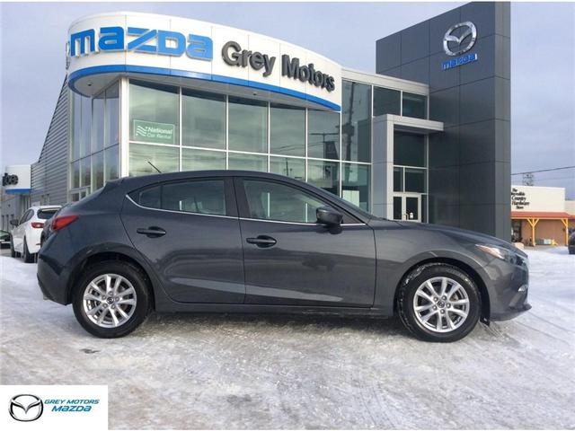 2016 Mazda Mazda3 GS (Stk: 03324P) in Owen Sound - Image 1 of 19