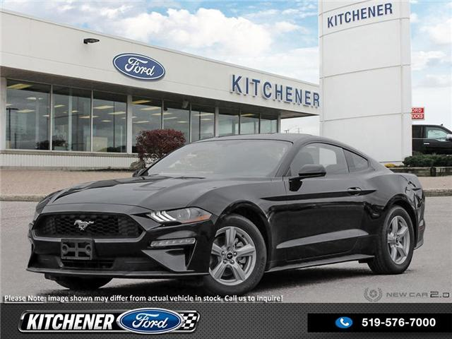 2019 Ford Mustang EcoBoost (Stk: 9M0030) in Kitchener - Image 1 of 23