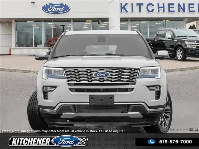 2019 Ford Explorer Platinum (Stk: 9P1400) in Kitchener - Image 2 of 23