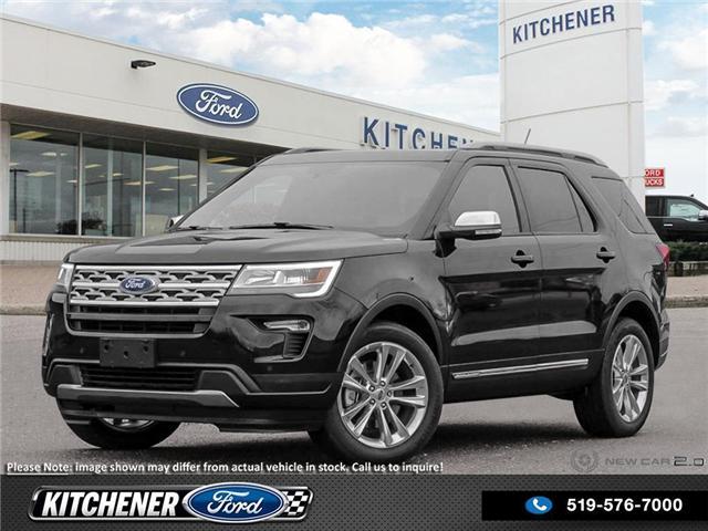 2019 Ford Explorer XLT (Stk: 9P1300) in Kitchener - Image 1 of 23