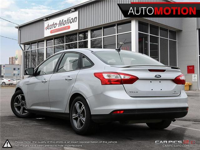 2014 Ford Focus SE (Stk: 19_05) in Chatham - Image 4 of 27