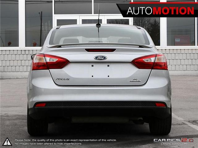 2014 Ford Focus SE (Stk: 19_05) in Chatham - Image 5 of 27