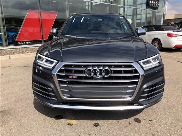 2018 Audi SQ5 3.0T Technik (Stk: N4864) in Calgary - Image 2 of 23