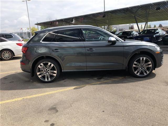 2018 Audi SQ5 3.0T Technik (Stk: N4864) in Calgary - Image 3 of 23